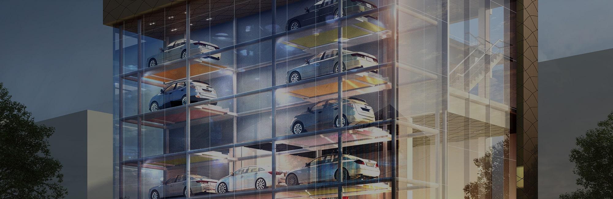 주차설비 설계,제작 및 설치 태창이엔피